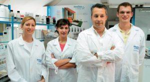 ricercatori Nanophos