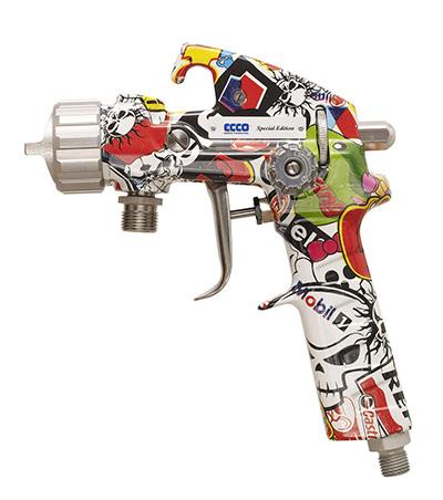 pistola per carrozzeria